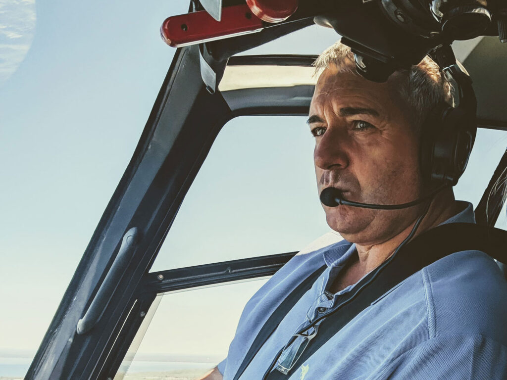 Helicopters Canada CEO - Richard Wilson